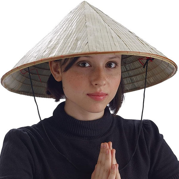 Eco-Friendly Chinese Bamboo Hat