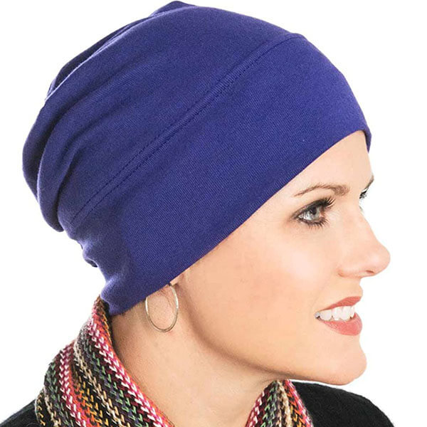 Vibrant Cotton Relaxed Beanies