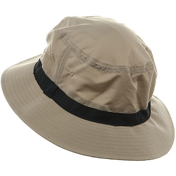 Oversized Water-Repelling Golf Hat