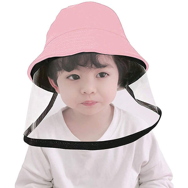 Kids' Packable Sun Hat With Visor