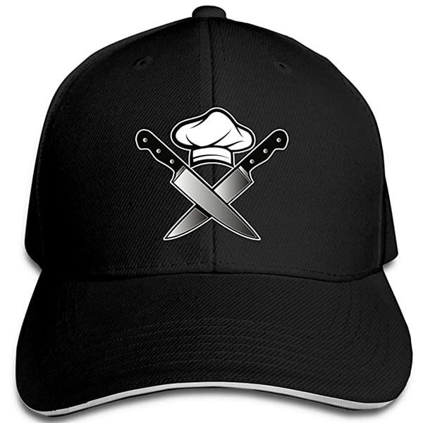 Chef Baseball Caps