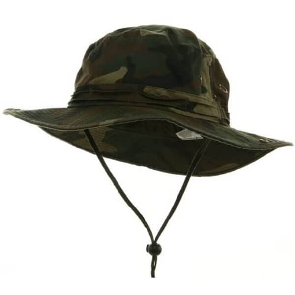 Big Size Camo Hunting Hat