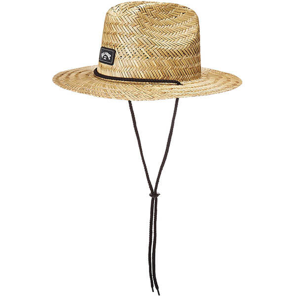 Woven Tides Straw Sun Hat For Kids