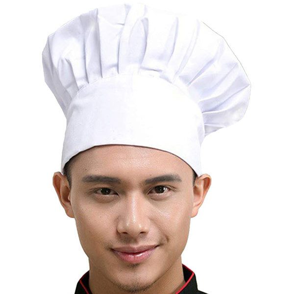 Toque Chef Hat
