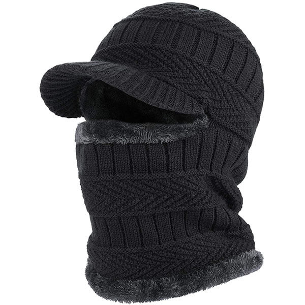 Balaclava with Visor