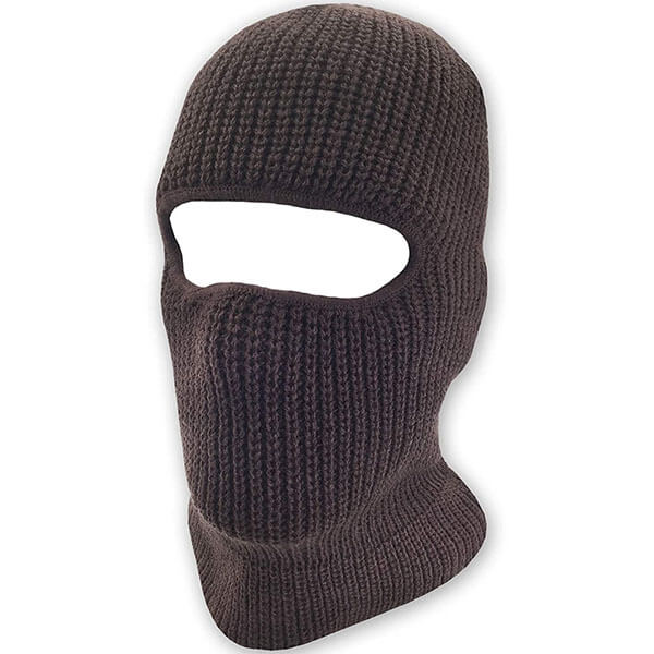 Double Layered Ski Mask