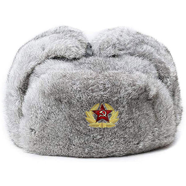 Epic soviet Union trapper hat for adults