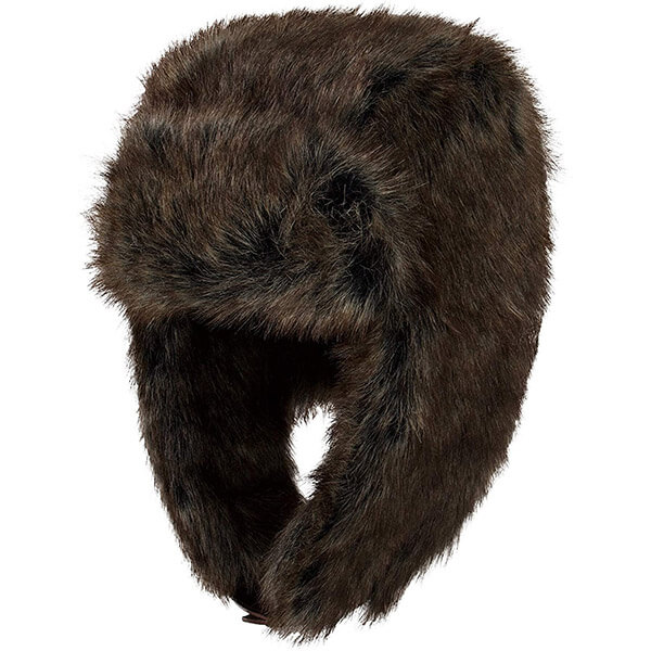 Classic, comfortable trapper hat for daily usage