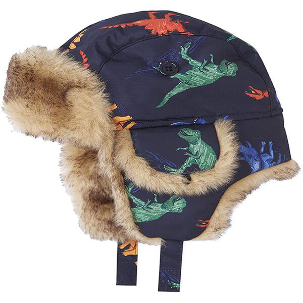 Lost world baby boys trapper hat