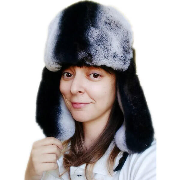 Chic, alluring trapper hat for you