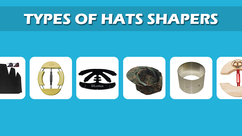 Types Of Hat And Cap Shapers