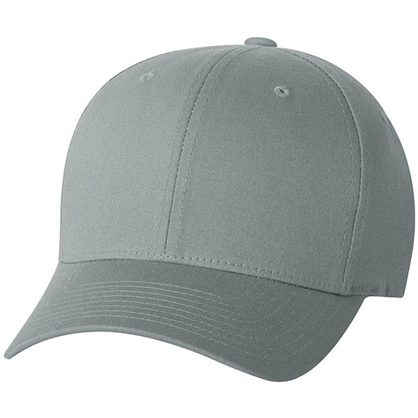 Flexfit Mid Profile Fitted Baseball Hat