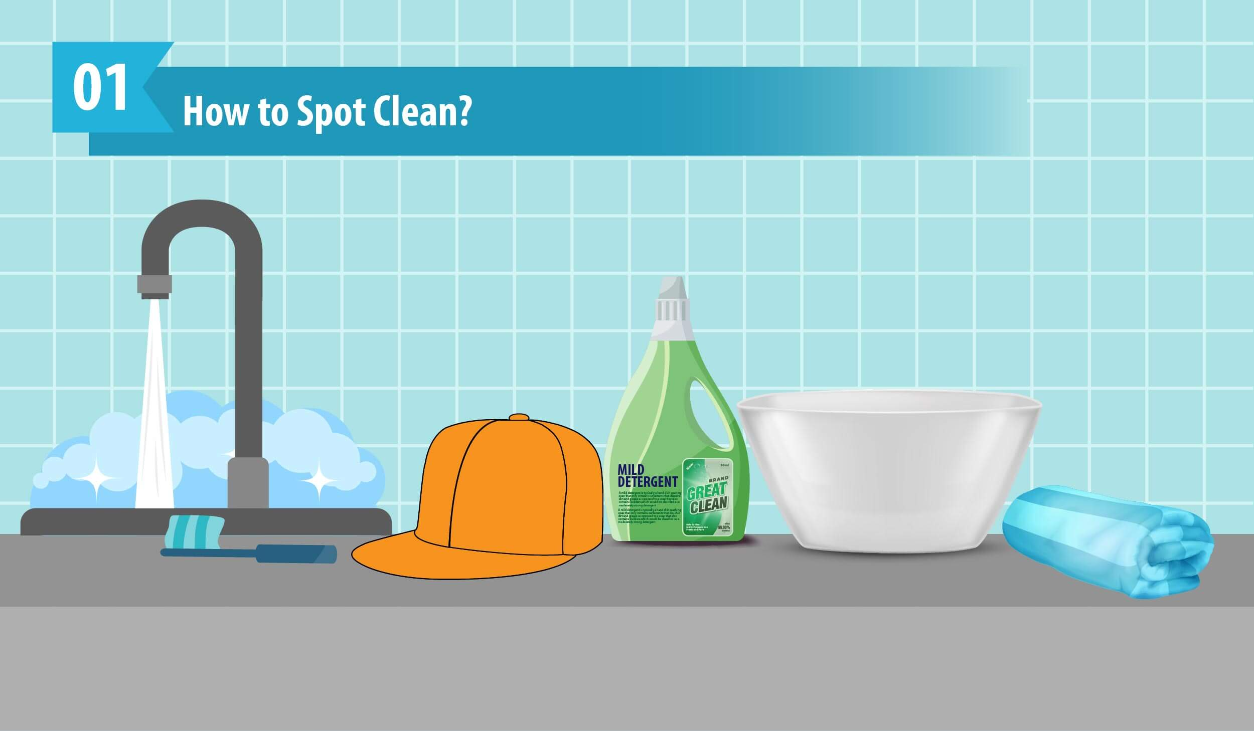 How to Spot Clean