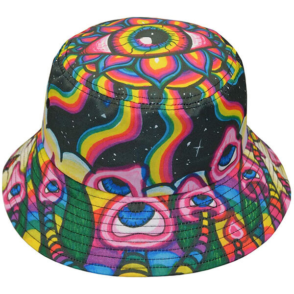 Print all over bucket hat