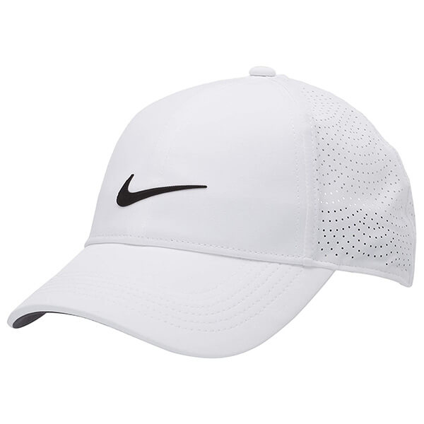 Nike White Color Performance Hat