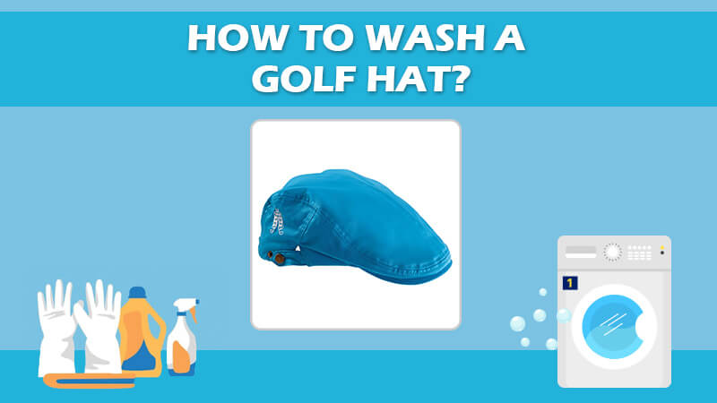 How To Wash A Golf Hat And Cap